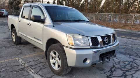 2006 Nissan Titan for sale at MFT Auction in Lodi NJ