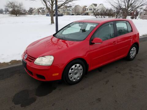 2007 Volkswagen Rabbit for sale at CALDERONE CAR & TRUCK in Whiteland IN