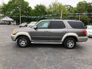 2004 Toyota Sequoia for sale at Howard Johnson's  Auto Mart, Inc. in Hot Springs AR