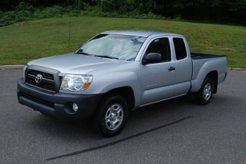 2011 Toyota Tacoma for sale at New Milford Motors in New Milford CT