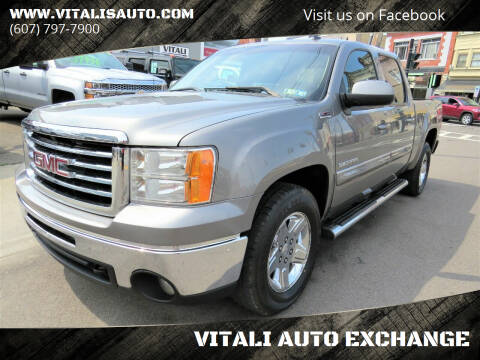 2013 GMC Sierra 1500 for sale at VITALI AUTO EXCHANGE in Johnson City NY