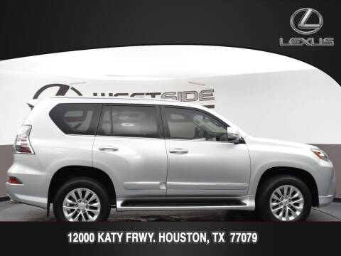 2018 Lexus GX 460 for sale at LEXUS in Houston TX