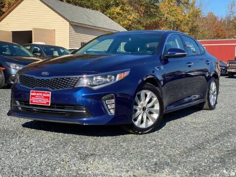 2018 Kia Optima for sale at A&M Auto Sale in Edgewood MD