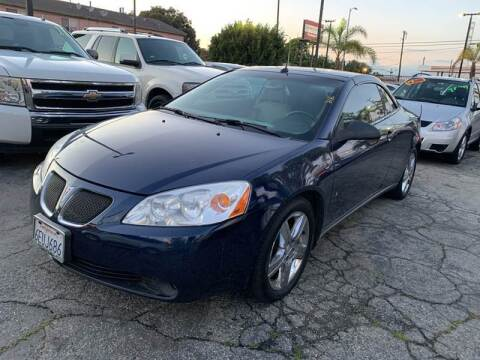 2009 Pontiac G6 for sale at Westcoast Auto Wholesale in Los Angeles CA