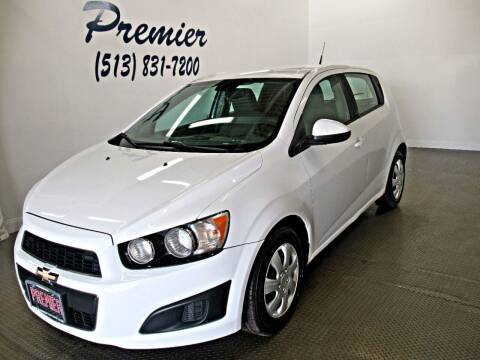 2013 Chevrolet Sonic for sale at Premier Automotive Group in Milford OH