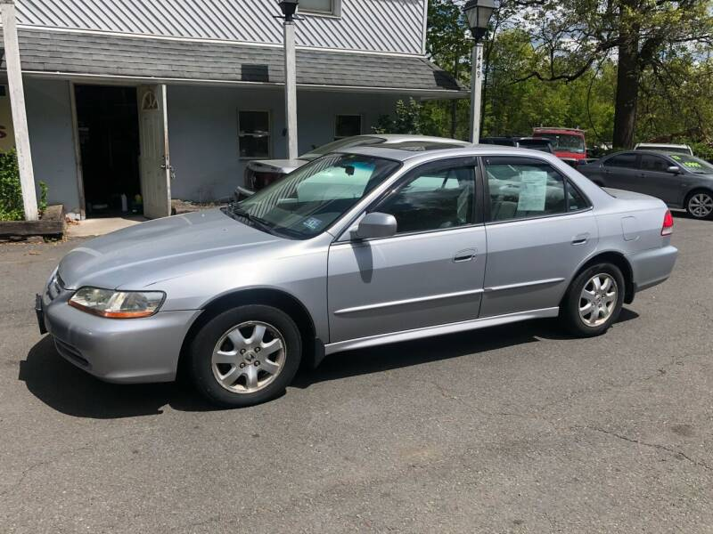 2002 Honda Accord for sale at 22nd ST Motors in Quakertown PA
