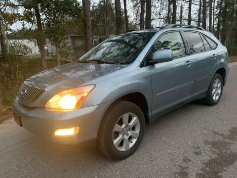 2004 Lexus RX 330 for sale at Next Autogas Auto Sales in Jacksonville FL