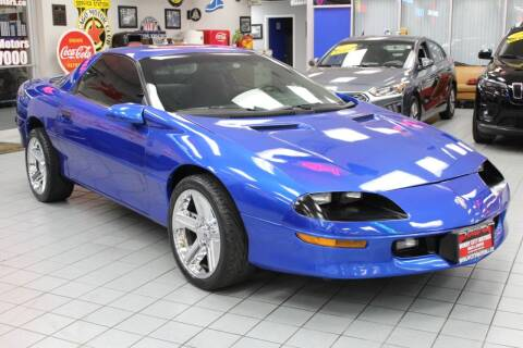 1996 Chevrolet Camaro for sale at Windy City Motors in Chicago IL