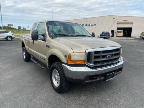 2000 Ford F-250 Super Duty for sale at MARLER USED CARS in Gainesville TX