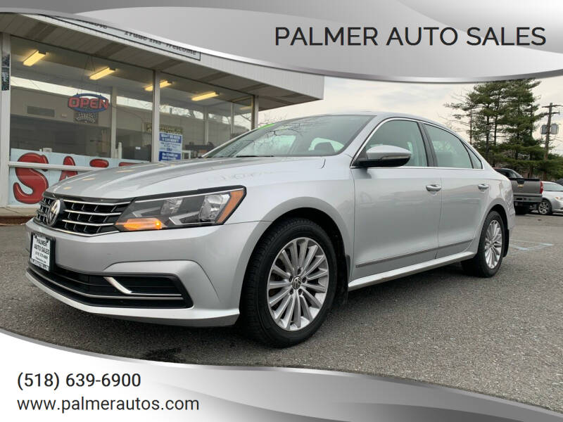 2017 Volkswagen Passat for sale at Palmer Auto Sales in Menands NY