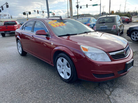 2009 Saturn Aura for sale at Low Auto Sales in Sedro Woolley WA