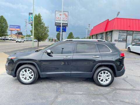 2014 Jeep Cherokee for sale at Select Auto Group in Wyoming MI