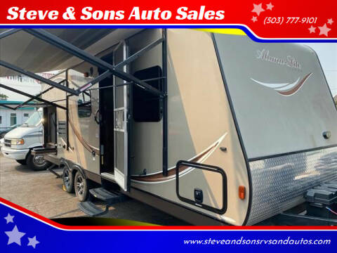 2013 Holiday Rambler Aluma-Lite for sale at Steve & Sons Auto Sales in Happy Valley OR