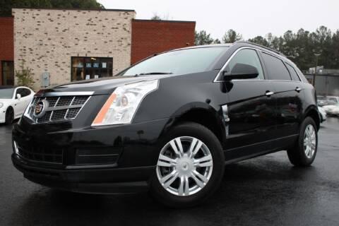 2011 Cadillac SRX for sale at Atlanta Unique Auto Sales in Norcross GA