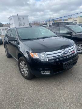 2008 Ford Edge for sale at Bob Luongo's Auto Sales in Fall River MA