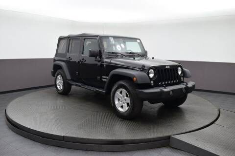 2017 Jeep Wrangler Unlimited for sale at M & I Imports in Highland Park IL