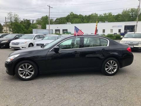 2009 Infiniti G37 Sedan for sale at Top Line Import of Methuen in Methuen MA