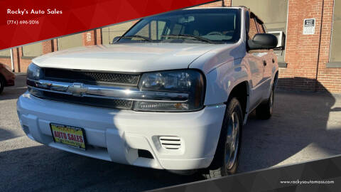 2007 Chevrolet TrailBlazer for sale at Rocky's Auto Sales in Worcester MA