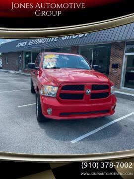 2015 RAM Ram Pickup 1500 for sale at Jones Automotive Group in Jacksonville NC
