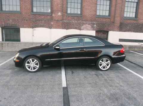 2006 Mercedes-Benz CLK for sale at EVB Auto Sales in Norristown PA
