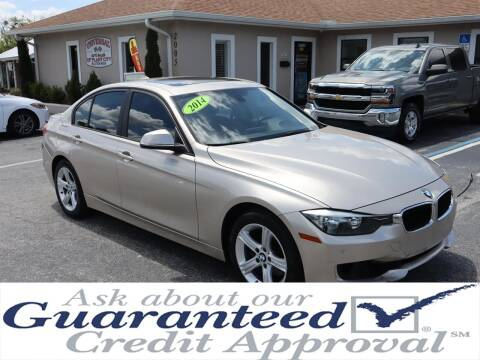2014 BMW 3 Series for sale at Universal Auto Sales in Plant City FL