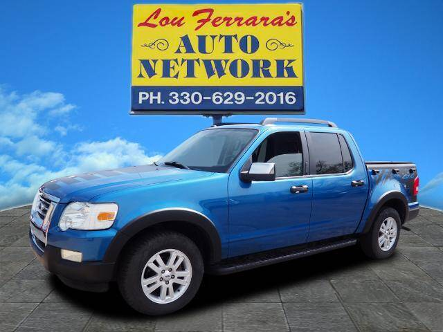 2010 Ford Explorer Sport Trac for sale at Lou Ferraras Auto Network in Youngstown OH