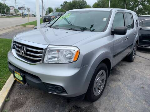 2013 Honda Pilot for sale at Top Notch Auto Brokers, Inc. in Palatine IL