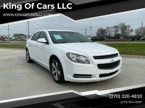 2011 Chevrolet Malibu for sale at King of Cars LLC in Bowling Green KY