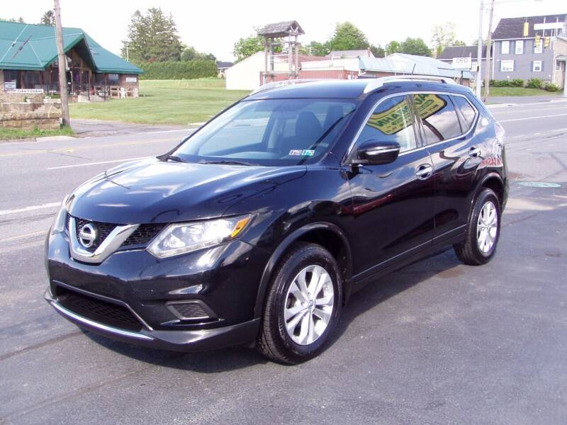 2014 Nissan Rogue for sale at The Autobahn Auto Sales & Service Inc. in Johnstown PA