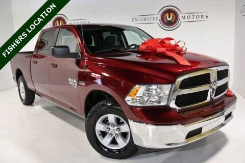 2019 RAM Ram Pickup 1500 Classic for sale at Unlimited Motors in Fishers IN