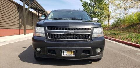2013 Chevrolet Tahoe for sale at VIking Auto Sales LLC in Salem OR