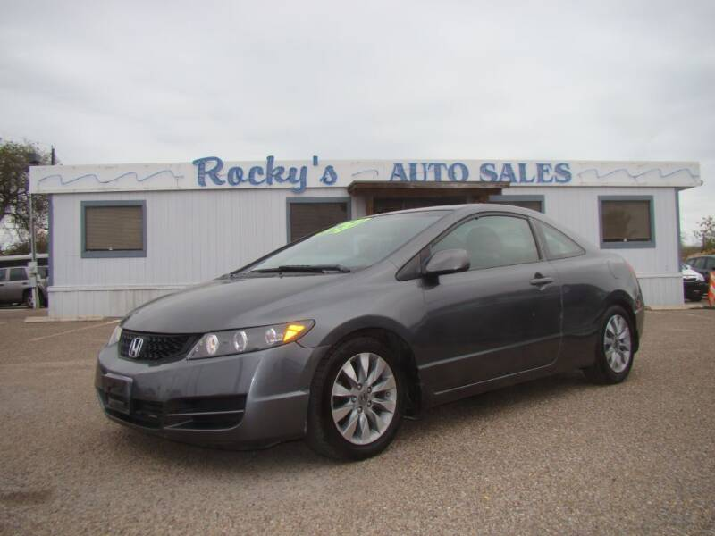 2011 Honda Civic for sale at Rocky's Auto Sales in Corpus Christi TX