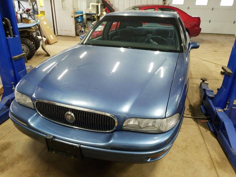 1999 Buick LeSabre for sale at Craig Auto Sales in Omro WI