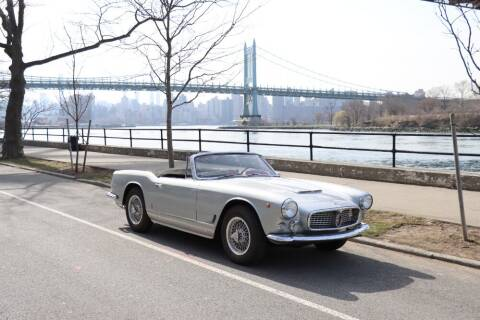 1961 Maserati 3500 GT Spyder for sale at Gullwing Motor Cars Inc in Astoria NY