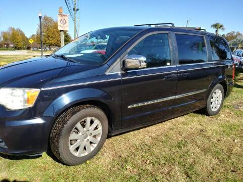 2011 Chrysler Town and Country for sale at Auto 1 Madison in Madison GA