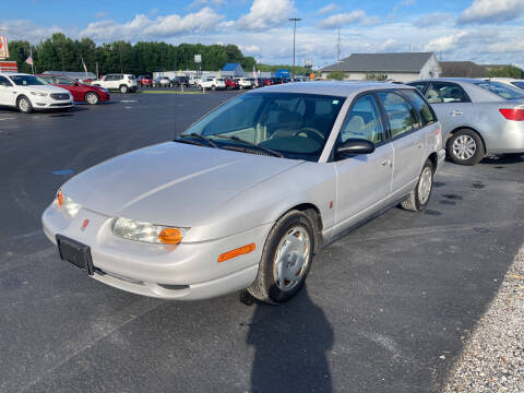 2000 Saturn S-Series for sale at McCully's Automotive - Under $10,000 in Benton KY