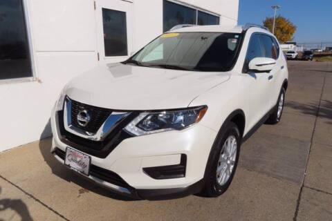 2017 Nissan Rogue for sale at HILAND TOYOTA in Moline IL