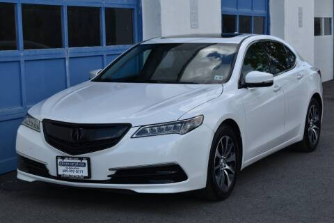 2015 Acura TLX for sale at IdealCarsUSA.com in East Windsor NJ