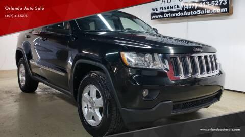 2012 Jeep Grand Cherokee for sale at Orlando Auto Sale in Orlando FL