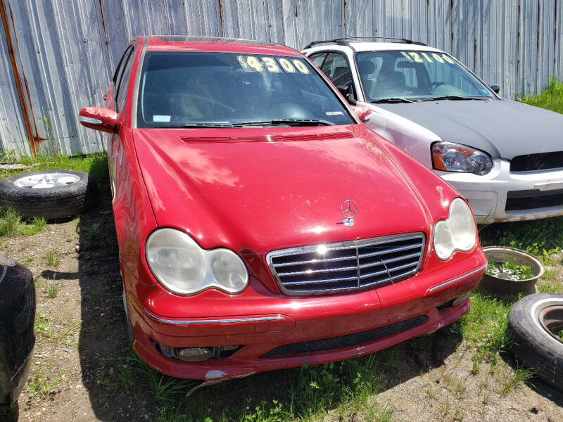 2006 Mercedes-Benz C-Class for sale at EHE Auto Sales Parts Cars in Marine City MI