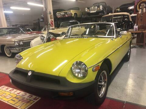 1975 MG B for sale at Berliner Classic Motorcars Inc in Dania Beach FL