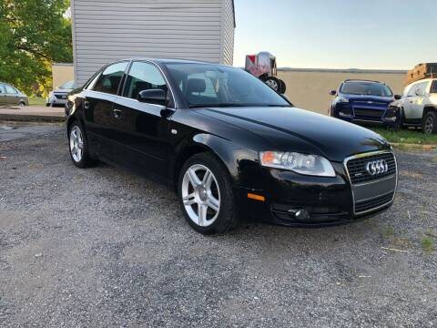2007 Audi A4 for sale at Best Choice Auto Sales in Lexington KY