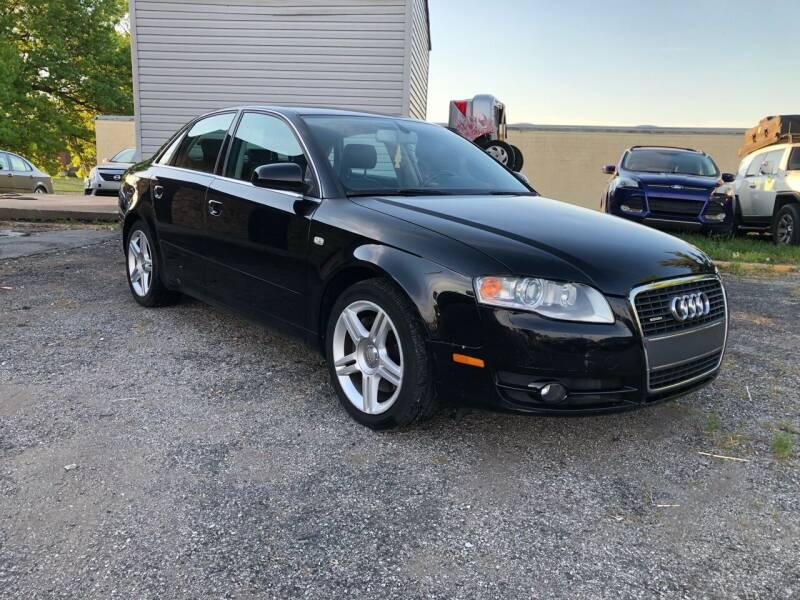 2007 Audi A4 for sale at Best Choice Auto Sales in Lexington KY