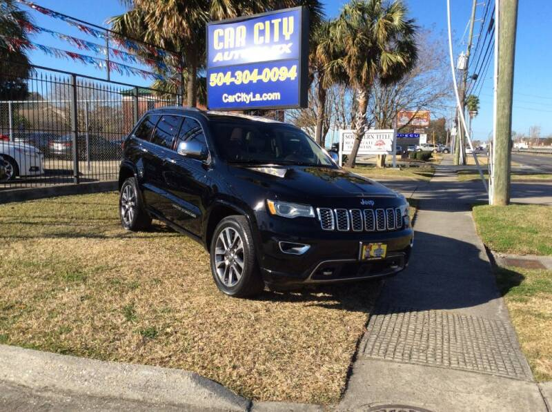 2017 Jeep Grand Cherokee for sale at Car City Autoplex in Metairie LA