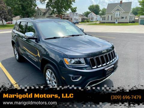 2015 Jeep Grand Cherokee for sale at Marigold Motors, LLC in Pekin IL
