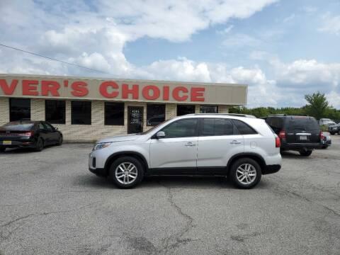 2015 Kia Sorento for sale at Driver's Choice in Sherman TX