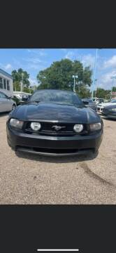 2011 Ford Mustang for sale at R&R Car Company in Mount Clemens MI
