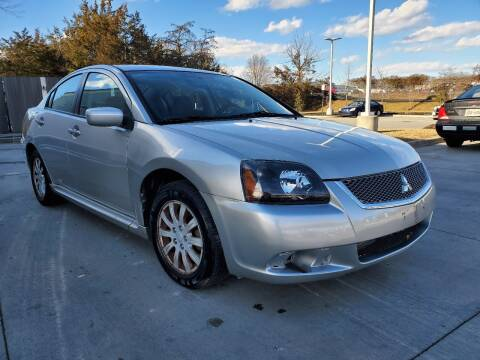 2010 Mitsubishi Galant for sale at M & M Auto Brokers in Chantilly VA