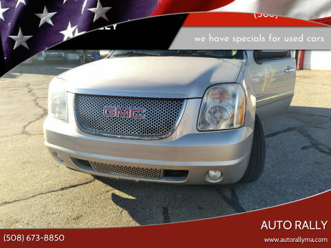 2010 GMC Yukon XL for sale at Auto Rally in Fall River MA