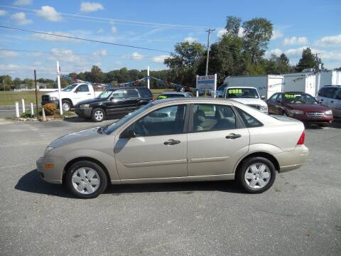 2007 Ford Focus for sale at All Cars and Trucks in Buena NJ